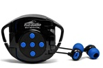 INTERVAL Natalie Coughlin Signature Series Waterproof Headphone System