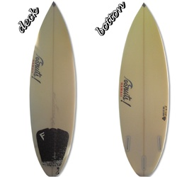 Surfboard J. Vicente 4' 10""