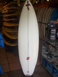 6'0'' Xanadu SW15 FCS Trestles in glass