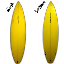 Surfboard - Hawaii - editable produtc name