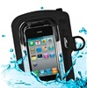 AMPHIBX Waterproof Armband for Medium Iphone 4s Players & Phones