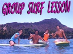 Group SURF LESSON - 2 students or more